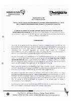 RESOLUCIÓN LIQUIDACIÓN CONVENIO INTERADMINISTRATIVO